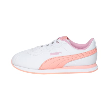 Turin II AC Kids' Shoes, P.White-Peach Bud-Pale Pink, small-IND
