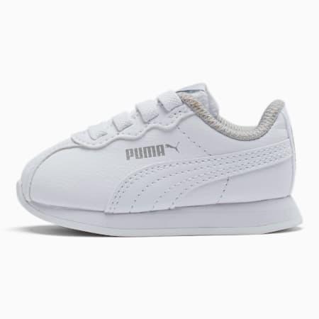 Turin II AC Toddler Shoes, Puma White-Puma White, small