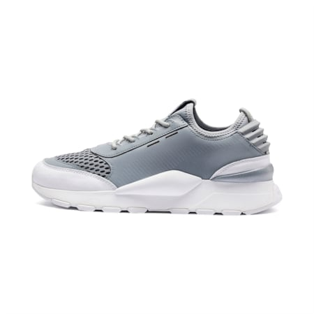 RS-0 Optic Shoes, PumaSilver-Quarry-PumaWhite, small-IND