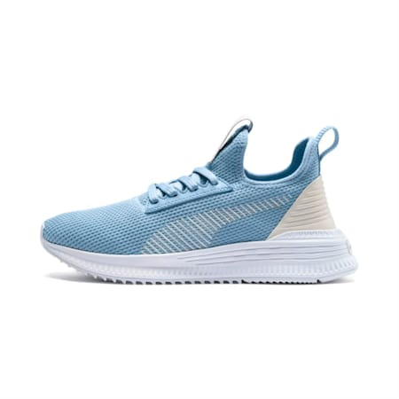 AVID Fight or Flight Shoes, CERULEAN-WhisperWht-White, small-IND