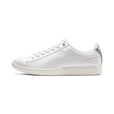 Puma Vikky LX Sneakers, Puma White-White-Whisper, small