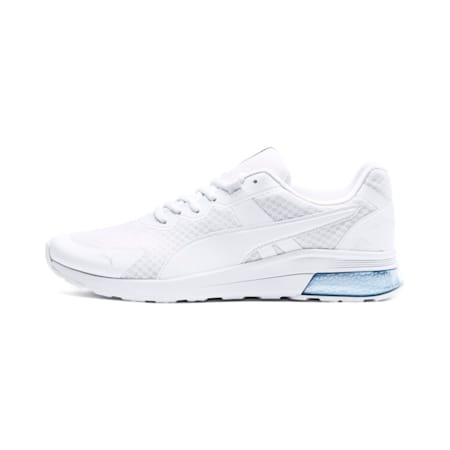 Electron Shoes, Puma White-White-CERULEAN, small-IND