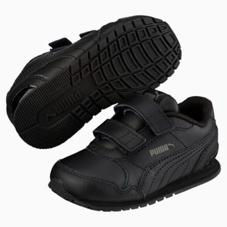 ST Runner v2 AC Shoes INF, Puma Black-Dark Shadow, small