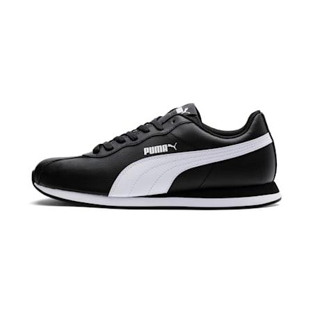 푸마 튜린 II/Puma Turin II, Puma Black-Puma White, small-KOR