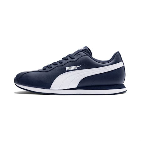 Turin II Shoes, Peacoat-Puma White, small-IND