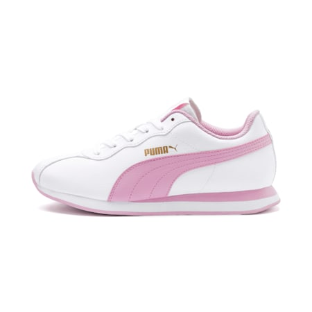 Turin II Men's Sneakers, Puma White-Pale Pink, small