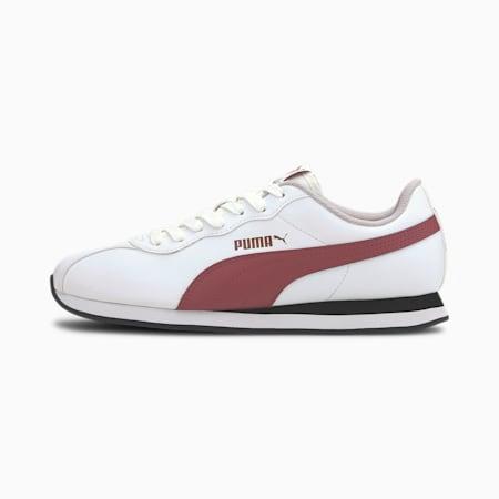 Turin II Shoes, Puma White-Cordovan, small-IND