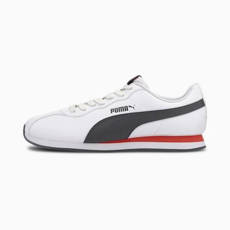 Turin II Men's Sneakers, Puma White-Peacoat, small