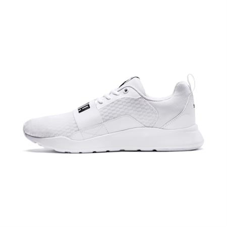 Wired Trainers, Puma White-Puma White-White, small