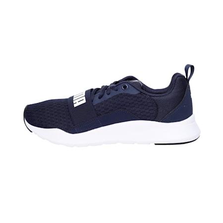 PUMA Wired IMEVA Shoes, Peacoat-Peacoat-Puma White, small-IND