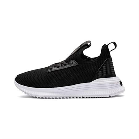 AVID FoF Kids' Shoes, Pu Blk-Pu Blk-Puma Wte, small-IND