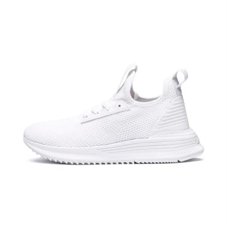 AVID FoF Kids' Shoes, Pu Wte-Pu Blk-Puma White, small-IND