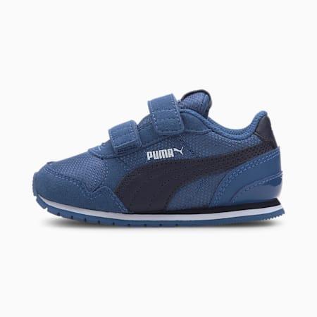 ST Runner v2 Mesh AC Little Kids' Shoes, Bright Cobalt-Peacoat, small