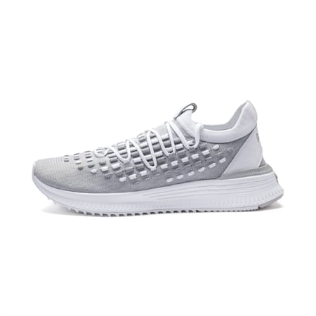 AVID FUSEFIT Shoes, Gray Violet-Puma White, small-IND