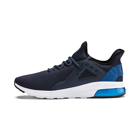 Electron Street SoftFoam+ Men's Sneakers, Peacoat-Galaxy Blue, small-IND