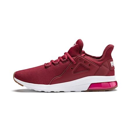 Electron Street SoftFoam+ Men's Sneakers, Rhubarb-Puma White-Gum, small-IND