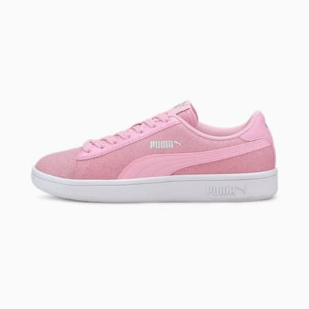 Smash v2 Glitz Glam Sneakers JR, Pale Pink-Pale Pink, small-IND