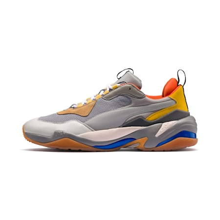Thunder Spectra Shoes, Drizzle-Drizzle-Steel Gray, small-IND