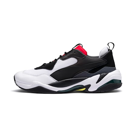 Thunder Spectra Trainers, Puma Black-High Risk Red, small-SEA