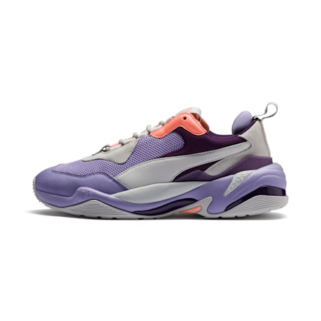Thunder Spectra Trainers, Sweet Lavender-Bright Peach, small