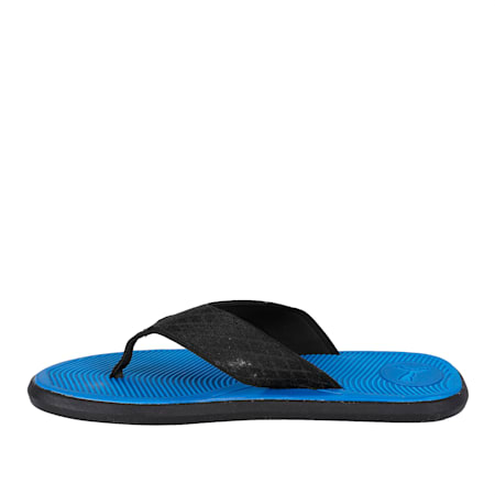 Genova IDP Sandals, Puma Black-Turkish Sea, small-IND