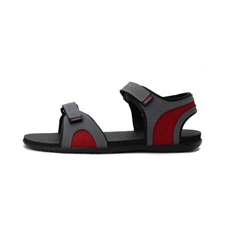 Relay MU IDP Women's Sports Sandals, Iron Gate-Pomegranate-Black, small-IND