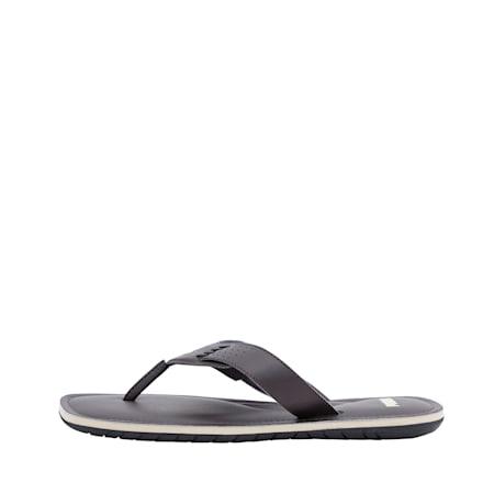 Caper NU IDP Men's Sandals, Chocolate Brown-Pale Khaki, small-IND