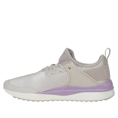 Pacer Next Cage ST2 Women's Sneakers, Silver Gray-Metal. Lavender, small-IND