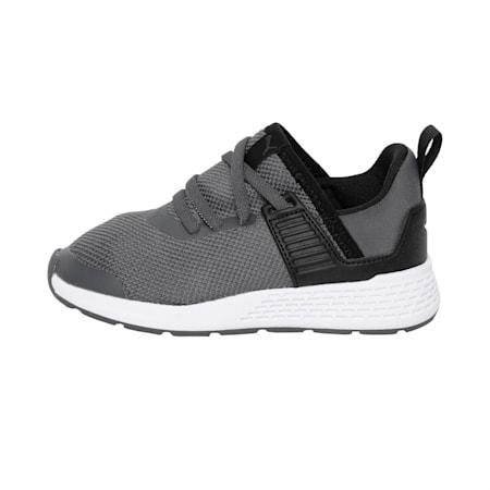 Insurge Mesh Kids' Sneakers, Asphalt-Puma Black-White, small-IND