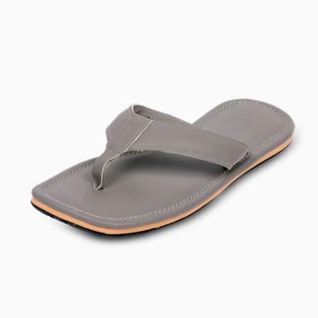 Stan 2 IDP Men's Sandals, Elephant Skin-Puma Black, small-IND