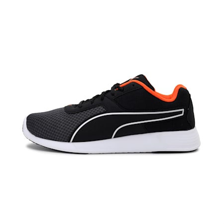 Puma Kor IDP Lapis Blue-Quarry-QUIET SHA, Black-Asphalt-Puma Silver, small-IND