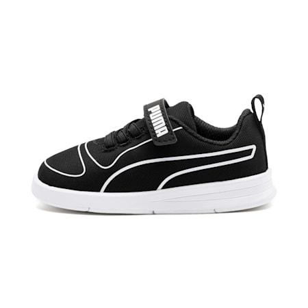 Kali V Kids' Trainers, Puma Black-Puma White, small-SEA