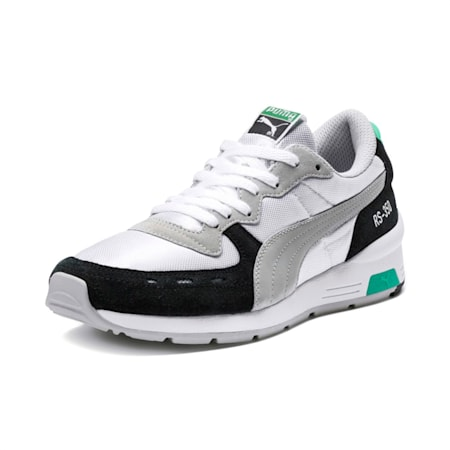 RS-350 Re-Invention Shoes, Black-GrayViolet-White, small-IND