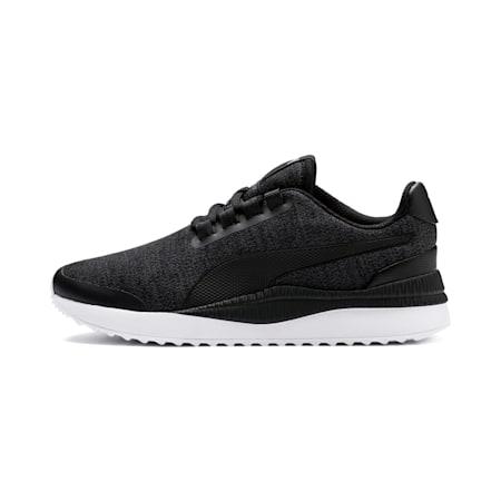 Pacer Next FS Knit Kids' Shoes, Puma Black-Puma Silver, small-IND