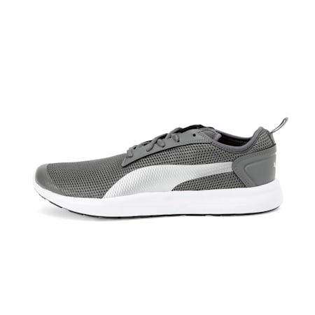 Breakout v2 IDP Men's Running Shoes, Dark Shadow-Puma Silver, small-IND