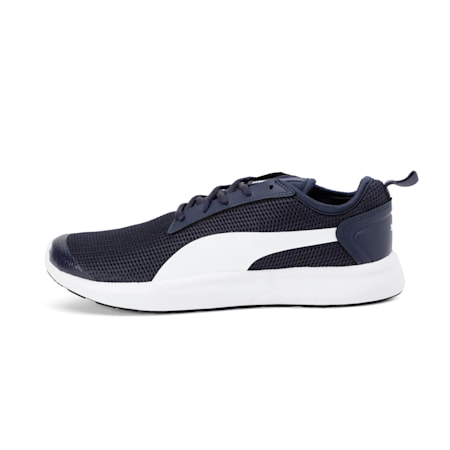 Breakout v2 IDP Men's Running Shoes, Peacoat-Puma White, small-IND