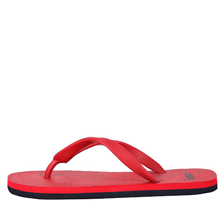 Block IDP Flip Flops, High Risk Red-Peacoat, small-IND