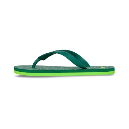 Block IDP Flip Flops, Amazon Green-Limepunch, small-IND