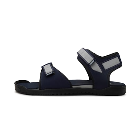 Shine v2 IDP Sandals, Peacoat-Quarry-Sunflower, small-IND