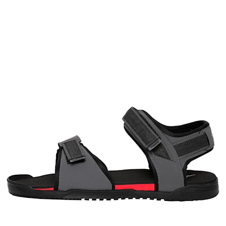 Shine v2 IDP Sandals, Iron Gate-Ribbon Red-Quarry, small-IND