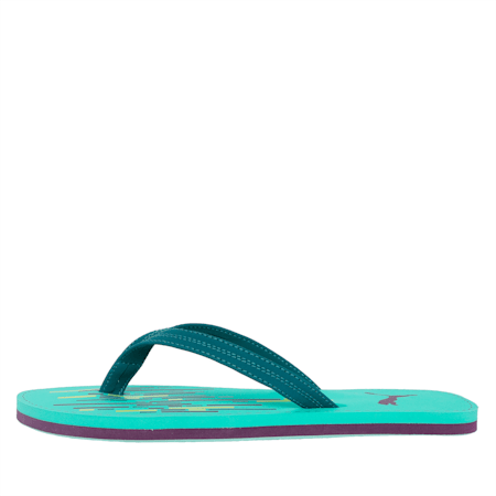 Pace IDP Women's Sandals, BiscGreen-Corsair-Limepu, small-IND