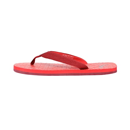 Mazo Graphic IDP Sandals, Pomegra-RibRed-ShockOrange, small-IND