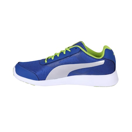 Trenzo II IDP Men's Running Shoes, SodaliteBlue-Silv-Limepunch, small-IND