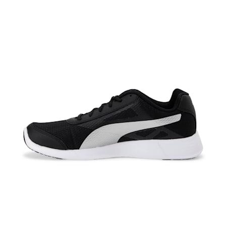 Trenzo II IDP Men's Running Shoes, Puma Black-Puma Silver, small-IND