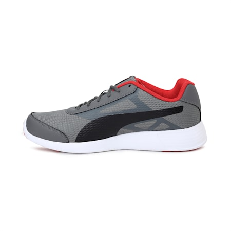 Trenzo II IDP Men's Running Shoes, CASTLEROCK-High Risk Red, small-IND