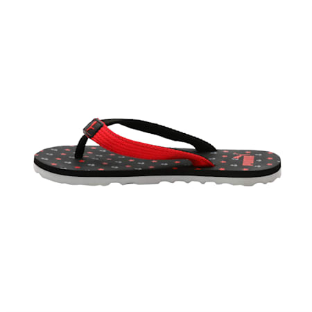 Tiara PS IDP Shoes, Black-Quarry-Ribbon Red, small-IND