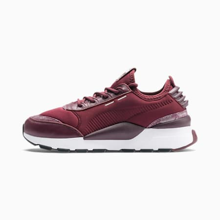 Basket RS-0 Frosted pour femme, Fig-Puma Silver-Puma White, small