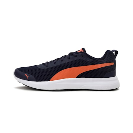 Echelon V1 IDP Men's Sneakers, Peacoat-Firecracker-Puma Blk, small-IND