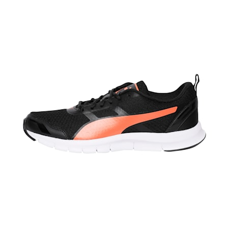 Track V2 IDP, Puma Black-Vibrant Orange, small-IND