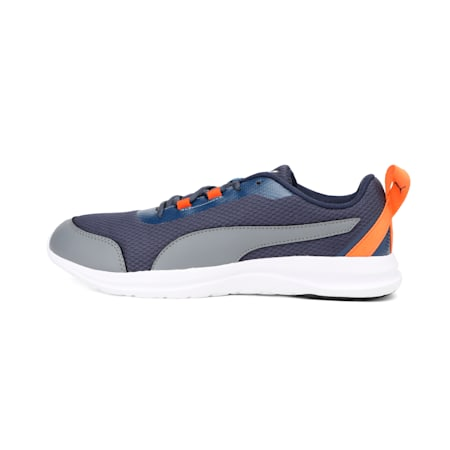 Spin IDP Men's Running Shoe, SargSea-QUSHADE-VibrOrange, small-IND